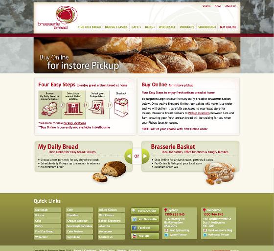 Cornerstone Technologies - Brasserie Bread