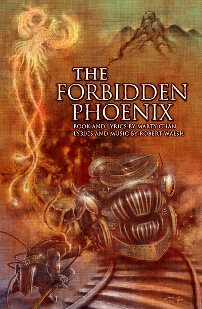 The Forbidden Phoenix - Marty Chan - Derek Mah