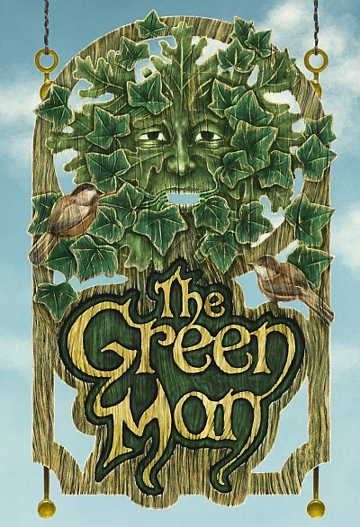 The Green Man - Michael Bedard - Derek Mah
