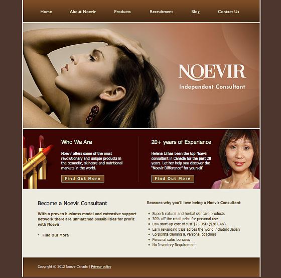 Cornerstone Technologies - Noevir.ca