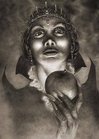 Villainology - Evil Queen